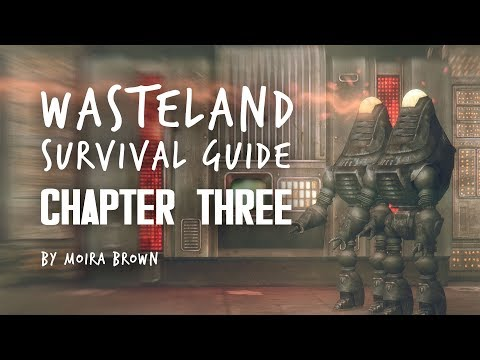 Chapter Three: Wasteland Survival Guide - Rivet City History, & the RobCo Facility - Fallout 3 Lore