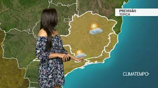 Previsão Sudeste – Tempo firme e pouca chuva
