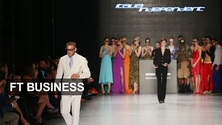 ► subscribe to the financial times on : http://bit.ly/ftimesubslapo elkann, grandson of gianni agnelli and president clothing lifestyle bra...