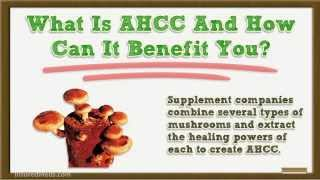 How Seniors Can Benefit From AHCC But What Is It?