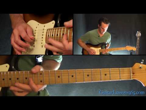 Champagne Supernova Guitar Lesson - Oasis