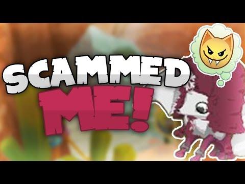 ANIMAL JAM BEPPER SCAMMED ME!