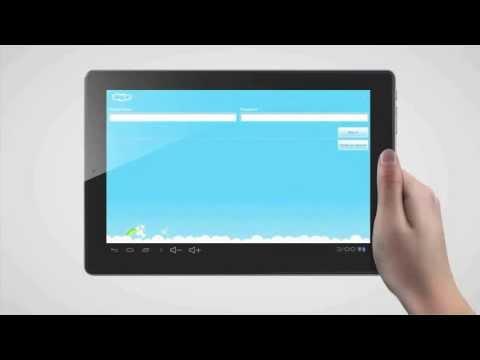 Tutorial Skype For Kovias Tablet