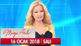 Müge Anlı ile Tatlı Sert 16 Ocak 2018 - Tek Parça