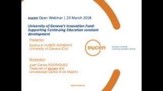 eucen Open Webinar | 23 March 2018 thumbnail