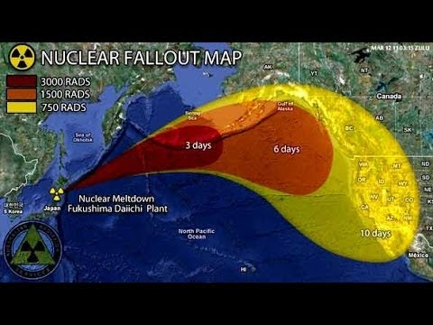 Fukushima Radiation Is In Our Organic Food