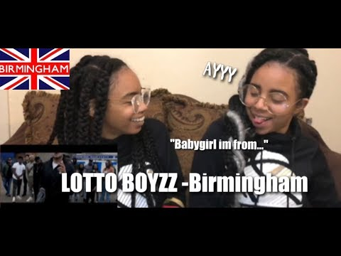 Lotto boys- Birmingham (REACTION)