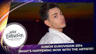 Junior Eurovision 2014 | What's happening now with the artists?