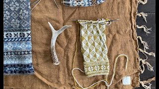 The Gentle Knitter ep. 37 — So much colourwork