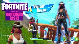 Calamity (1st Skin Season 6), Styles 1 & 2 - Fortnite Battle Royale Highlights #1