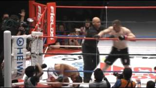 Mirko Cro Cop Filipović vs Satoshi Ishii 2 (videoclip, 2014)