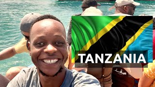Long John In Tanzania (Long John Vs The World Vlog)