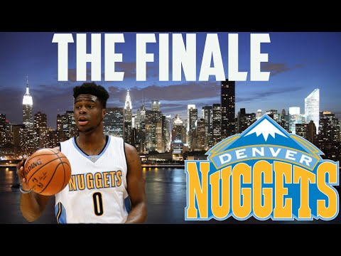 NBA 2K16 MyGM | Denver Nuggets | The Finale | Playoff Run