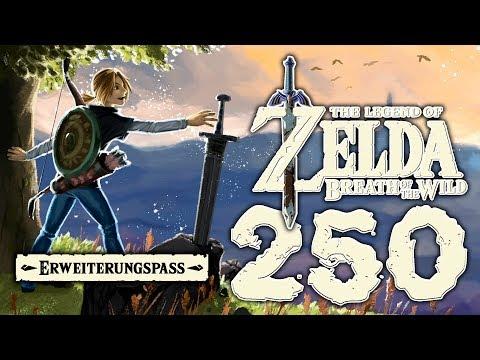 Let's Play Zelda Breath of the Wild [German][Blind][#250] - Neue Ziele im Nordwesten!