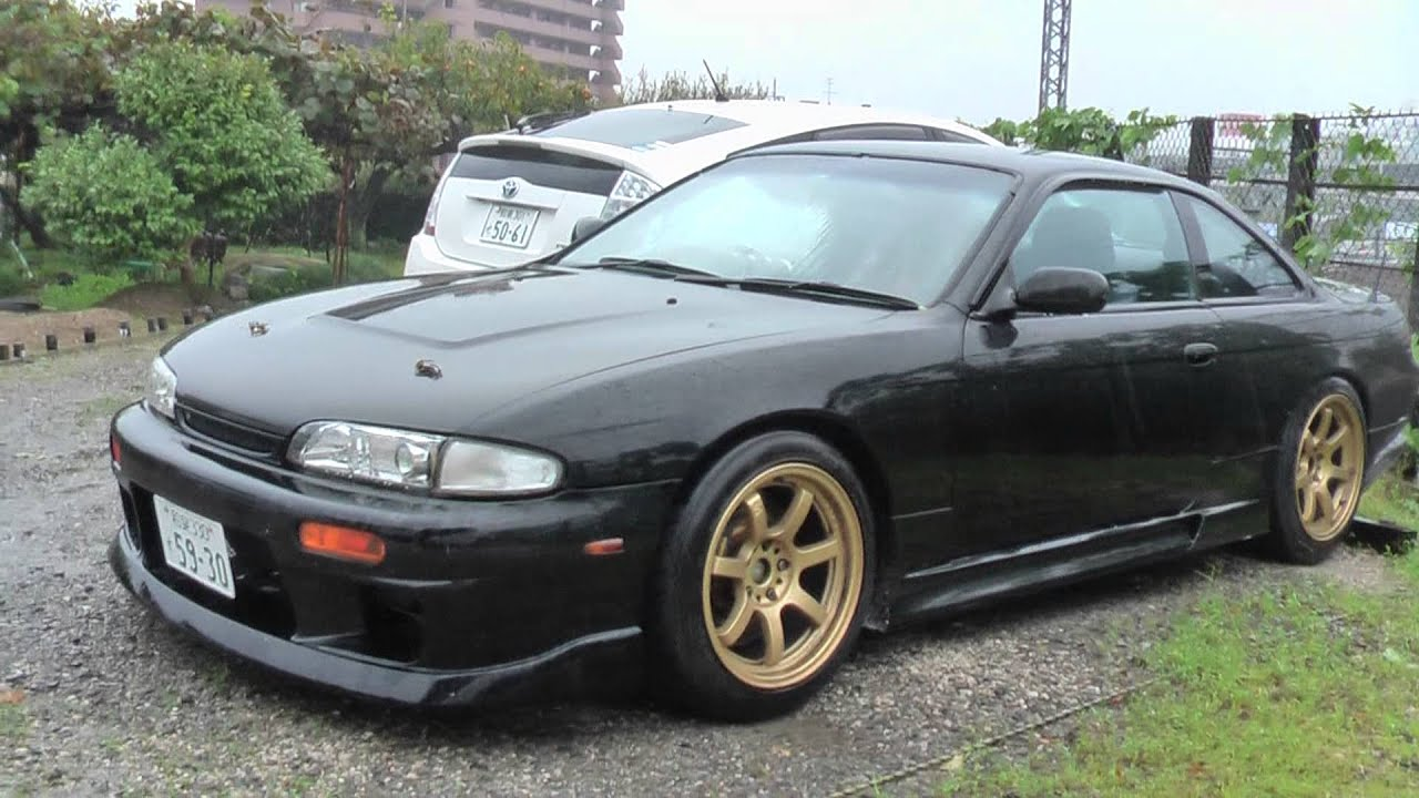 modified nissan silvia s14 240sx japan youtube