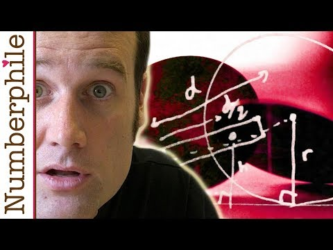 Wobbly Circles - Numberphile