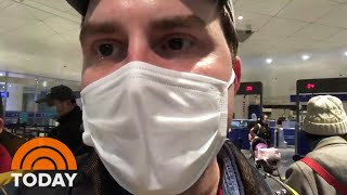 Brothers Caught In Coronavirus Hot Spots Share Ordeals | TODAY