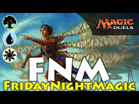 Friday Night Magic | Bant Blink | Magic Duels-Multiplayer