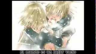 SOUNDLESS VOICE - YuuE Len Kagamine Cover (Sub Español + Lyrics)
