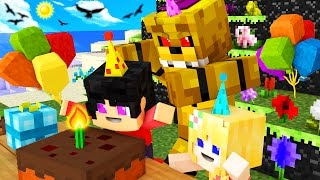 Minecraft - FNAF Island Resort - FREDBEAR'S BIRTHDAY BITE!
