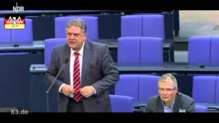 Neulich im Bundestag: Der Vollidiot 2015