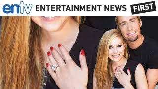 Video Avril Lavigne And Nickelback's Chad Kroeger Get Engaged, Show Off Ring: ENTV download MP3, 3GP, MP4, WEBM, AVI, FLV Agustus 2018