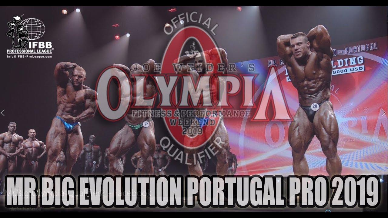 Download Mr Big Evolution Portugal Pro 2019