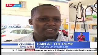 In two months, super petrol prices have increased by around Kshs. 10/-