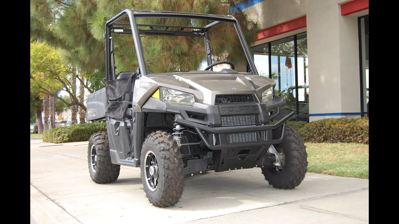 2015 polaris ranger 570 youtube. Black Bedroom Furniture Sets. Home Design Ideas