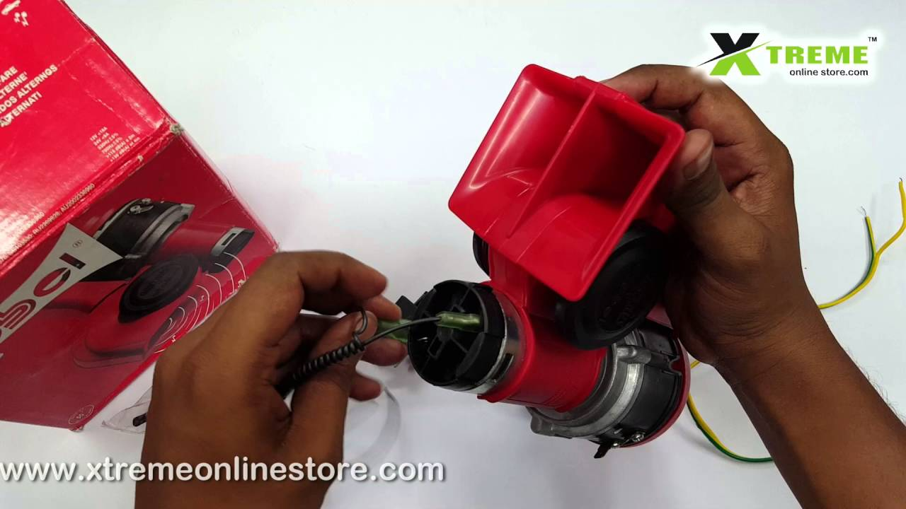 stebel nautilu air horn wiring diagram [ 1280 x 720 Pixel ]