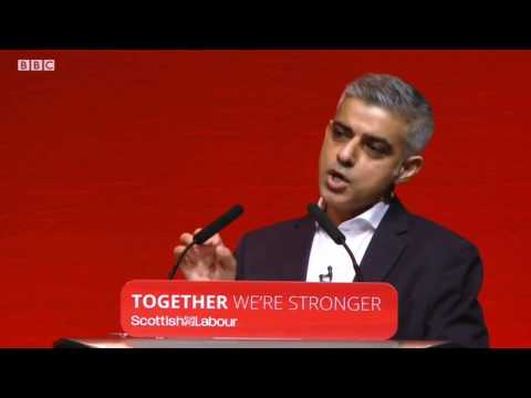 Sadiq Khan's nightmare: Who are the real divisive nationalists?