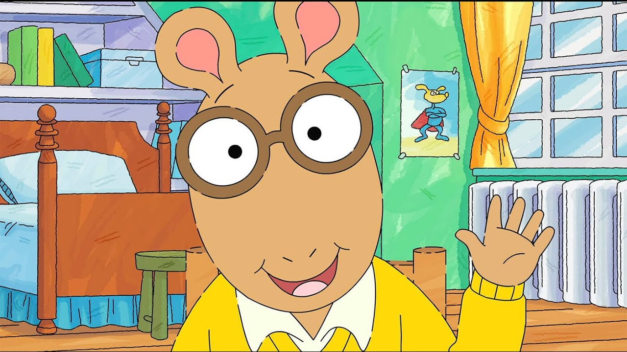 'Arthur,' The Longest-Running Kids Animated Series In History, Is ...