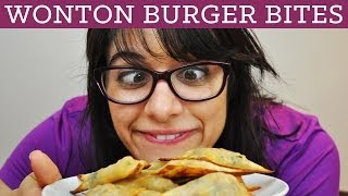 Wonton Burger Bites - Mind Over Munch Episode 5