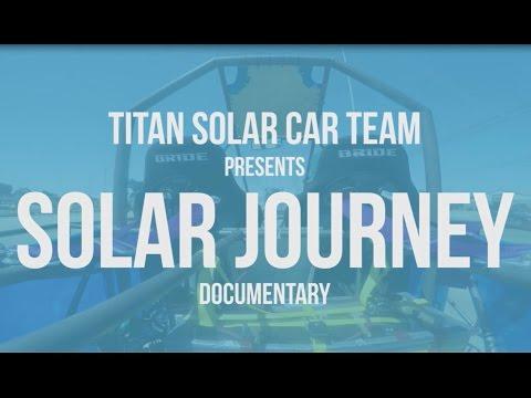 CFM Indie Docs - Titan Solar Car Challenge OFFICIAL TRAILER