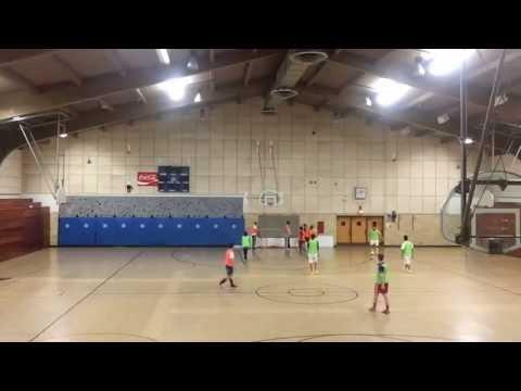 Soccer at St Joseph's Mandan