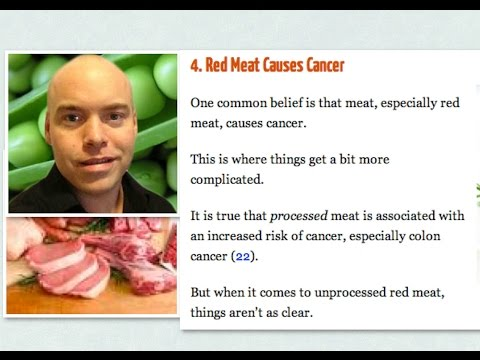 Meat Causes Cancer? | 8 Ridiculous Myths About Meat Consumption Response (4)
