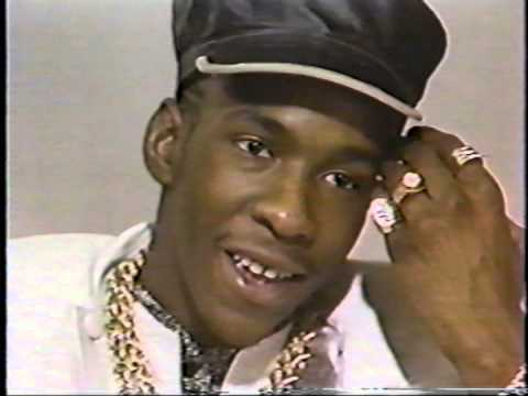 Bobby Brown...young, in his prime, rare interview, before Whitney and reality tv