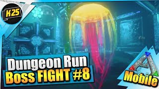 DUNGEON #8 SOLO RUN LIVE! | New EXCLUSIVE Boss CUBOZOA MULTIS/ Eerie CARNO & TEK |ARK MOBILE 2.0