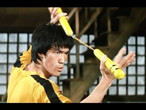 NUNCHAKU Inc Training - Bruce Lee Ultimate Weapon - Belajar Nunchaku [HD]