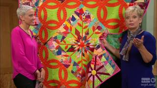 Sewing With Nancy - Double Wedding Ring Quilts, Part 1 thumbnail