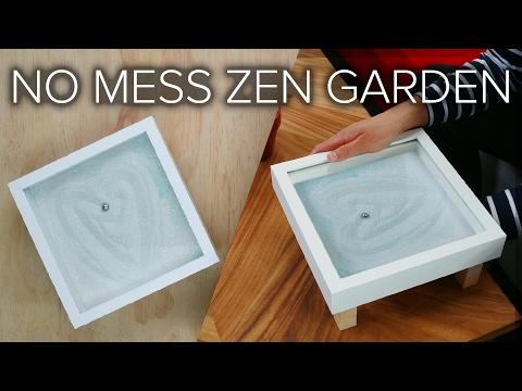 No Mess Zen Garden