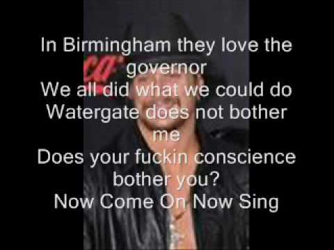 Sweet Home Alabam - Kid Rock Cover - With Lyrics