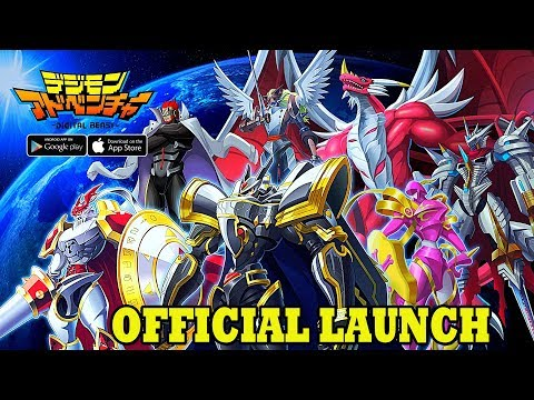 Digital Beast - New Digimon Gameplay (Android/IOS)