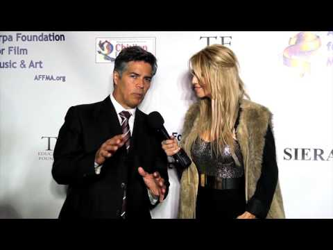 ESAI MORALES INTERVIEW BY LEILA CIANCAGLINI