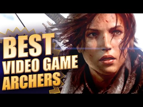 Top 10 Best Video Game Archers