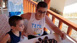 Buğranın Doğum Günü Buğra 11 Yaşında