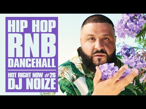 🔥 Hot Right Now #26  Urban Club Mix August 2018  New Hip Hop R&B Rap Dancehall Songs  DJ Noize