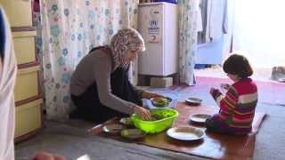 Life of a Syrian Family in Islahiye Camp, Turkey