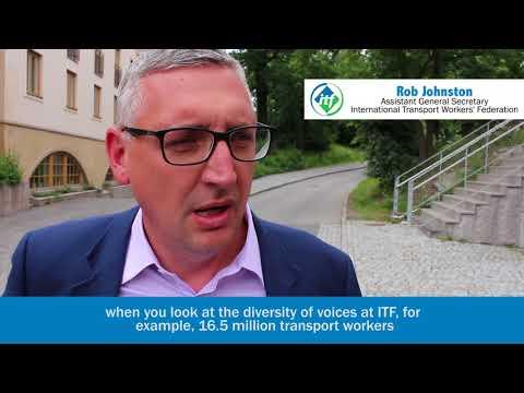#ITFfutureofwork - What sort of regulatory bodies should unions be influencing?