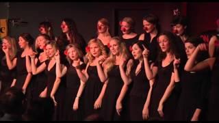 Studinekoret Sirenene - Rudolf er rød på nesen (Julekonsert 2012)